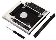 2nd DISQUE DUR HDD SSD Optique Caddy pour Dell XPS 15 L501X L502X 17 L701X L702X