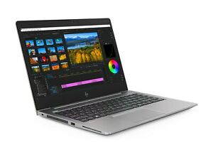 HP Zbook 14U G5 Mobile Workstation Quad Core  i7 4.0GHz 16GB 128GB SSD Laptop