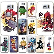 Marvel Hard Phone Case Back Cover For Huawei Mate 9 10 Honor 7 8 9 Lite Deadpool