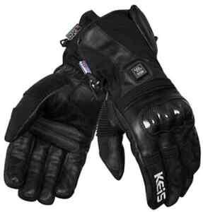 Keis G501 Heated Gloves - EX Display / Demo