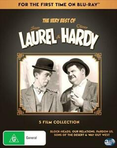 Laurel and Hardy - Collection Remastered Blu-ray