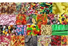 Traditional Gummy Jelly Foam Sweets Soft Chewy 52 flavours HALAL