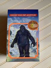 Choose Your Own Adventure : The Abominable Snowman; Journey under the Sea; Space