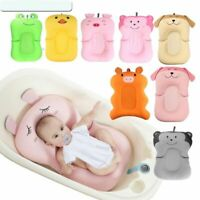 Baby Shower Portable Air Cushion Bed Babies Bath Pad Non-Slip Bathtub Mat Safety