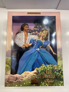 Barbie Limited Edition Romance Novels Collection Jude Deveraux the Raider NRFB
