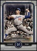 Sandy Koufax 2019 Topps Museum 5x7 #50 /49 Dodgers