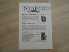 Kodak Cameras Kodak Brownie Junior 620/Vollenda/Retina/ Cine