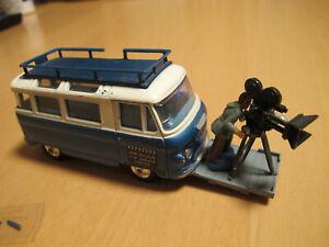 Corgi Toys, Dinkx Toys, Commer Bus
