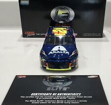 "2018 1/24 #24 William Byron ""Axalta"" Elite Camaro 1 of 724 ""Rookie Car"" SD Ship"
