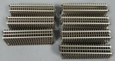 Atlas 6050 10 Inch Straight Track Sections (50) EX