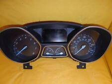 2013 2014 Ford Focus Speedometer Instrument Cluster Dash Panel Gauges 35,668