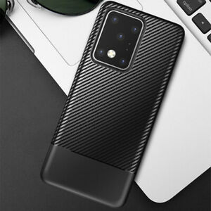Samsung Galaxy S20 Ultra S10 S9 S8 Note10 Plus Case Shockproof Ultra Slim Cover