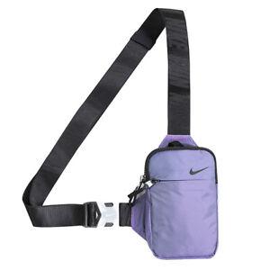 Nike Sportswear Essential Hip Sack Cross Body Bag Purple CV1064-528