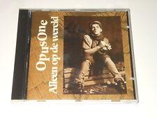 OpusOne - CD - Alleen op de wereld - Eric J. Borgers Wijnen Campbell - OP141193