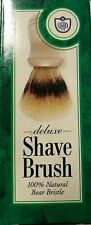 Boar Shave Brush, New In Box, Van Der Hagen, Natural Boar Bristle