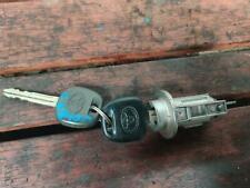 Toyota Corolla Ignition Barrel with Key AE112 10/98-11/01
