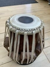 Heavy Banaras Tabla Dayan with ring & hard cover- 5.5 kg good quality instrument