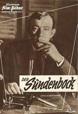 IFB 5151 | DER SÜNDENBOCK | Alec Guinness, Bette Davis | THE SCAPEGOAT | Top