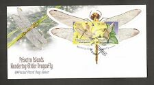Pitcairn Islands 2009 ALIANTE Dragonfly minisheet FDC SG, MS790 LOTTO 4362A