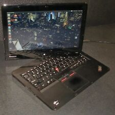 Lenovo Thinkpad Twist S230u Laptop i7-3537U 2.0GHZ 8GB 12.5 Touchscreen No HDD