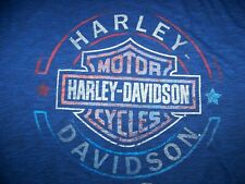 HARLEY DAVIDSON DEALER T-SHIRT  LARGE  NWT