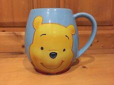 Disney large barrel shaped coffee Mug with Winnie the Pooh on the side.