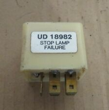 ROLLS ROYCE SILVER SPIRIT BENTLEY  STOP LAMP FAILURE RELAY UD18982
