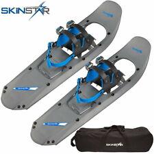 SKINSTAR Schneeschuh 25 INCH Schneeschuhwandern Schneeschuhe bis 100 kg blue