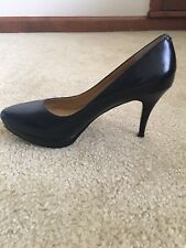 Nine West Nice Black Shoes Size 6,5