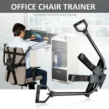 Office Chair Pull Up Exerciser Gym Back Stretching Chair Pull Up Exerciser Home