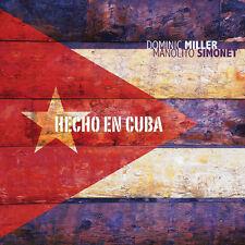 Dominic Miller - Hecho en Cuba [New CD]