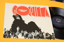 BONZO DOG DOO DAH BAND LP GORILLA ONLY 500 COPIES LIMITED EDITION EX