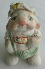 Dreamsicles Easter Bunny Cast Art Figurine 1993