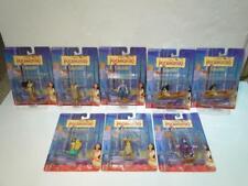 Disney's Pocahontas Collectible Figures Mattel 7 Figures New Moc Complete Set
