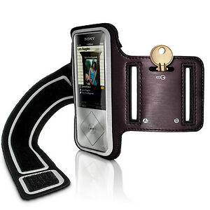 Running Jogging Sports Armband for Sony Walkman NWZ-A15 A17 Fitness Gym Cover