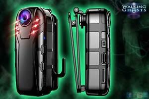 Mini Night Vision HD Body Video Camera IR Infrared Light Ghost Hunt Paranormal