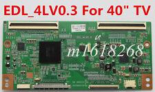 "SONY EDL_4LV0.3 For 40"" TV  T-con board FOR LCD Screen LTU400HM1 LTU KDL-40EX720"