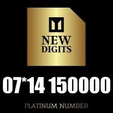 GOLDEN GOLD VIP EASY MOBILE PHONE NUMBER PLATINUM SIM 0000