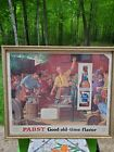 Vintage Pabst Blue Ribbon Good Old Time Flavor Blacksmith Contest