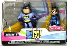 Funko Hero World 2-Pack - Teen Titans Go! - Batman and Nightwing