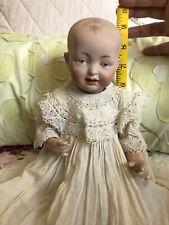 """Kestner 142   Bisque """"Kaiser"""" Baby Doll"""
