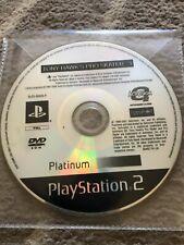 Tony Hawk's Pro Skater 3 (Sony Playstation 2, 2001) - Disc Only