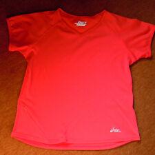 Chices Sport-/Fitness-Shirt von ASICS Gr. L -RV-Tasche seitlich vorne - TOP!