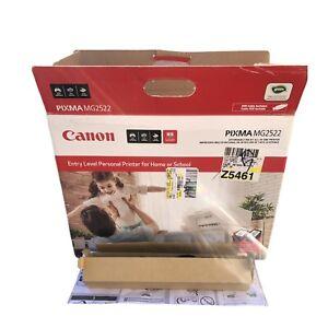 Canon Pixma MG2522 White All-In-One Inkjet Printer Open Box