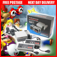 Retro TV Games Console Classic 620 Built-In Games with 2 Controllers Irish Plug