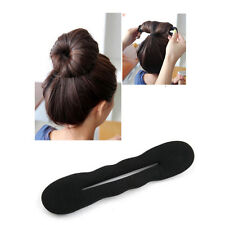 Brittny Sponge Donut Magic Foam Roller Ponytail Hair Styling Tools #BR5607