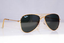 8f4a5618d4a RAY-BAN Junior Boys Girls Designer Sunglasses Gold Aviator RJ 9506 223 71  17700