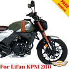 For Lifan KPM 200 Crash bars KPM200 Engine guard reinforced