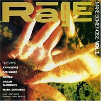 Various Artists - Rage - Make Some Noise Vol 1. (CD) (1991)