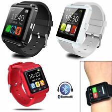 Men Women Bluetooth Smart Watch SMS Calls Reminder For Samsung S10 S9 S8 Plus S7